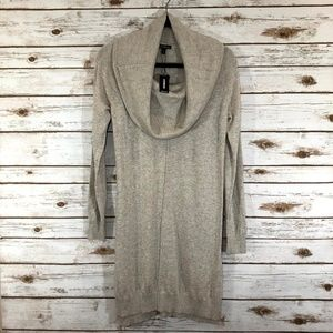NWT Express Cowl Neck Sweater Dress
